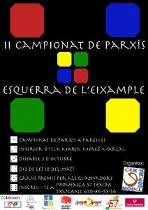 Campionat parxís