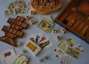 Triquet de jocs