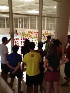 Curs treball en equip a l'INEFC Barcelona