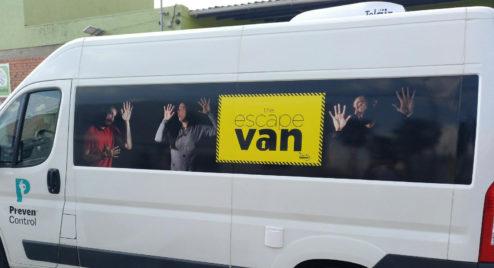 Imagen de la Escape Van
