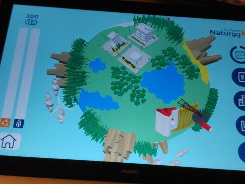 The Circular Challenge és un joc per explicar un concepte complicat: la generació de gas renovable. En aquest cas l'hem dissenyar per una tauleta.